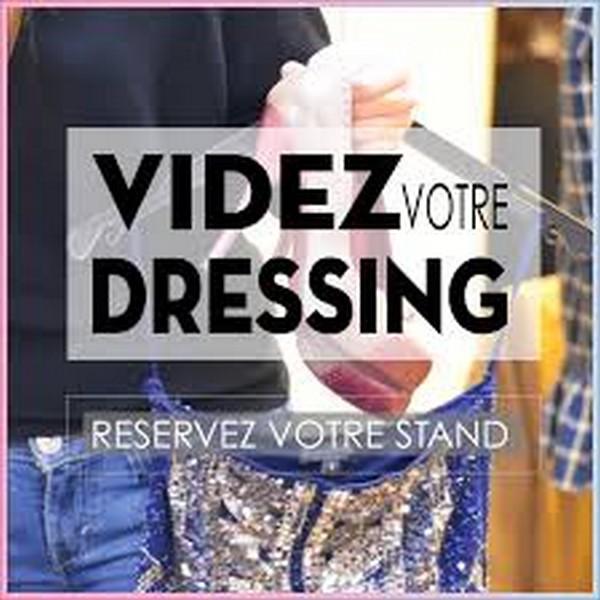 Inscrivez-vous pour le Vide-dressing d'été, le 25 juin