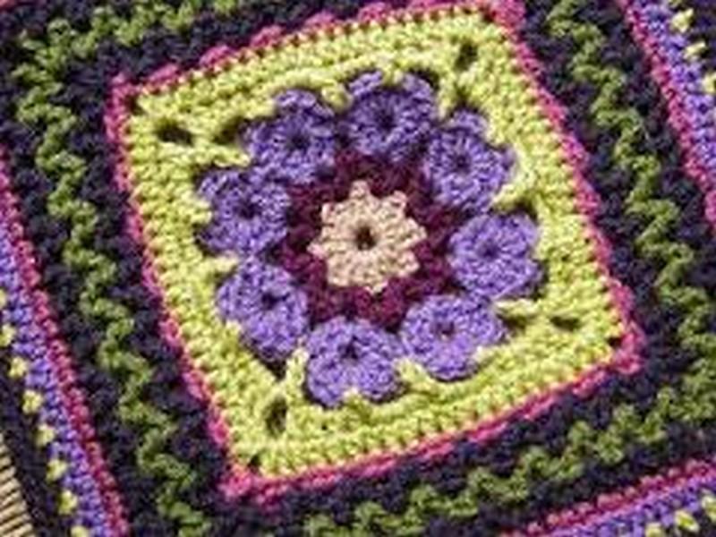 Cet été…du tricot, du crochet, de la teinture. Deze zomer…breien, haken en verven
