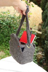 Atelier feutre et laine en famille @ La Filature de Belvès