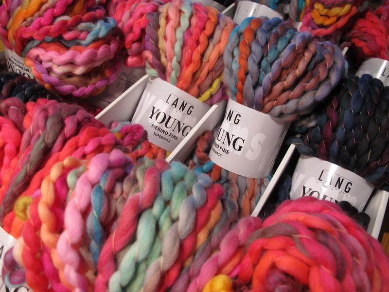 Nouvelles laines TROOOP BELLES