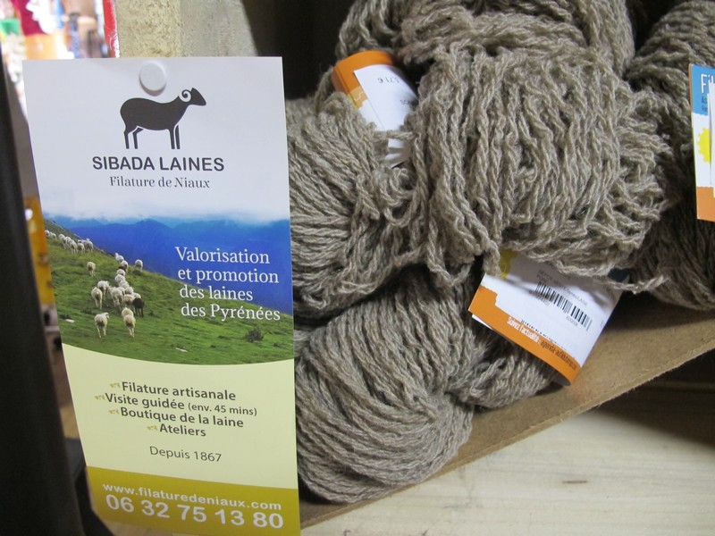 Les filières-laine locales