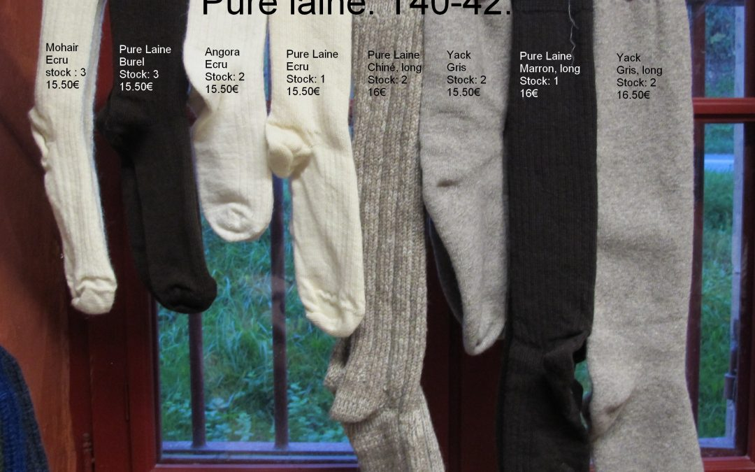 Chaussettes toujours