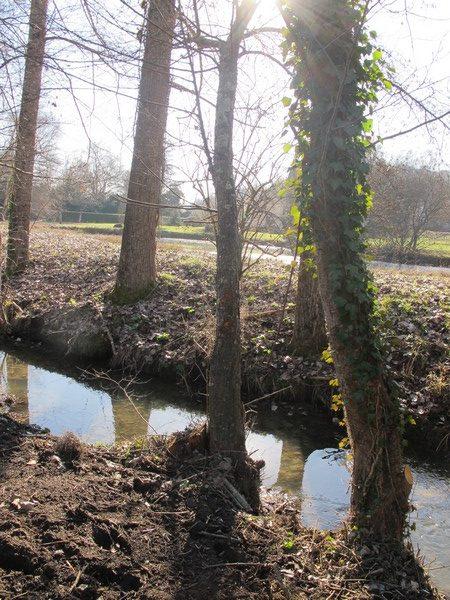 Inondation : en 1812 La Nauze emporte un moulin